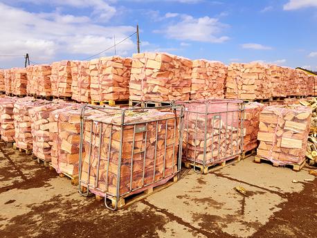 ZESTAW do pakowania drewna EURO (Statyw+50 worków) (1)