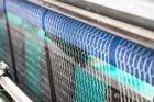 10 sztuk - Elastyczna siatka do owijania palet 0,5x500m 3,2g (3)